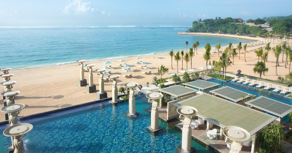 ザ・ムリア - ヌサドゥア、バリがフォーブス・トラベルガイドの「VERIFIED LISTS」にて 世界で最もラグジュアリーなホテルに初選出されました Thumbnail Image