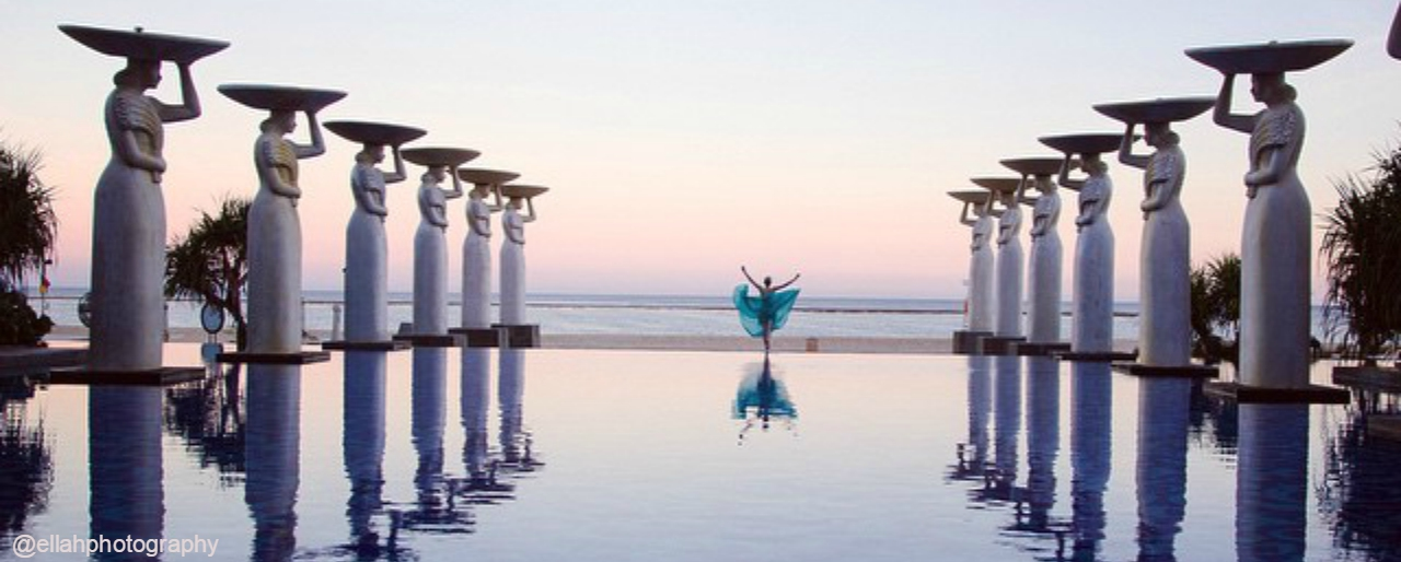 Mulia Bali Makes You Hard to Say Goodbye Thumbnail Image