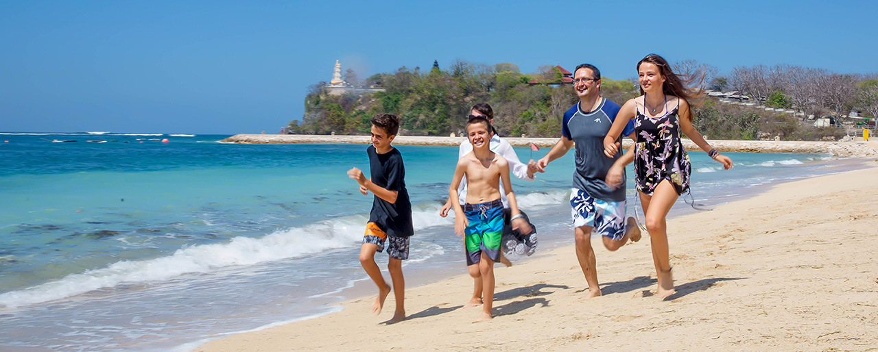 Mulia Resort - A One Stop for Luxury Family Getaway Thumbnail Image