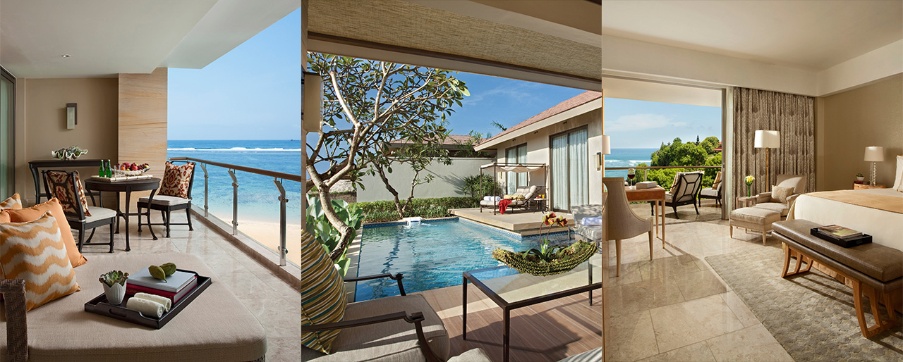 Mulia Bali's Three Favourite Rooms Thumbnail Image