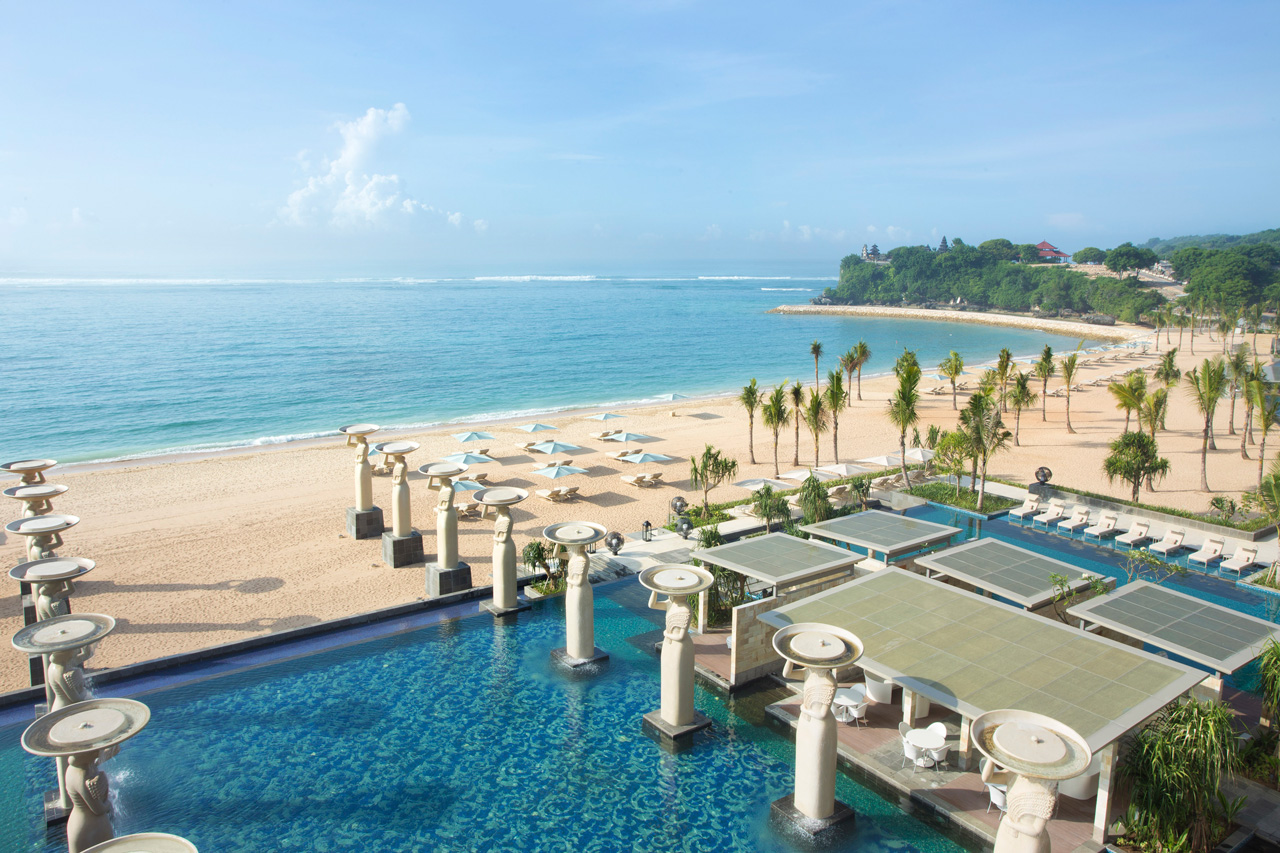 The Mulia – Nusa Dua, Bali Named One of the World's Most Luxurious Hotels by Forbes Travel Guide  Thumbnail Image