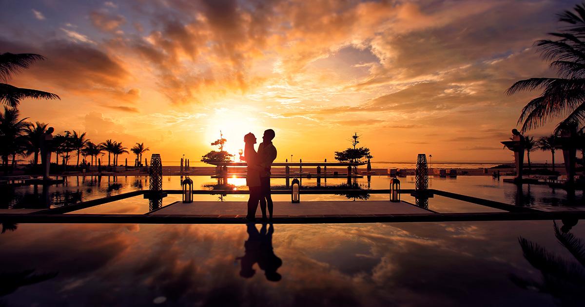 ザ・ムリア、ムリア リゾート&ヴィラス - ヌサドゥア、バリで - バレンタインデーは大切な方とラグジュアリーなひと時を Thumbnail Image