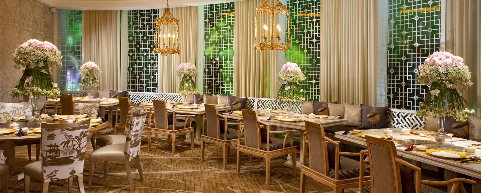 Table8 - Authentic Chinese Cuisine | Hotel Mulia Senayan ...