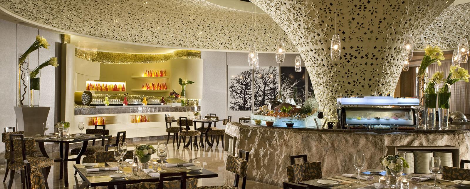 The Café International Fine Dining Hotel Mulia Senayan Jakarta