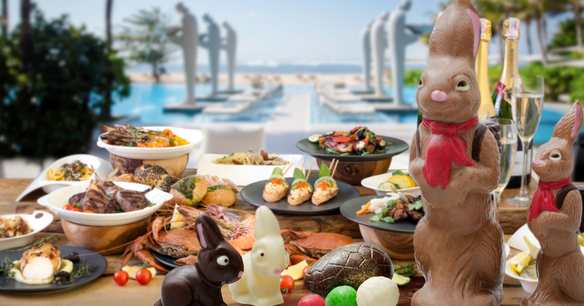 FOLLOW THE RABBIT DOWN TO WONDERLAND THIS EASTER WEEKEND AT MULIA BALI Thumbnail Image