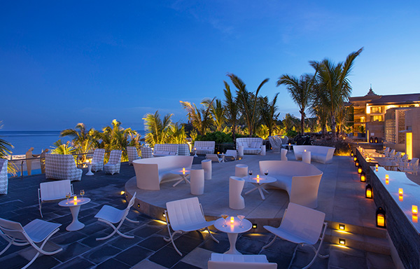 Sky Bar at The Mulia, Mulia Resort & Villas - Nusa Dua, Bali