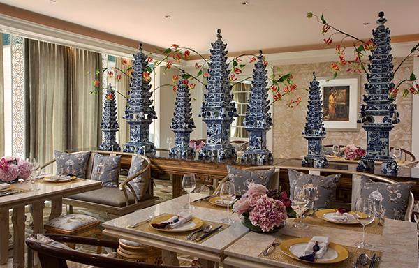 Table8 at The Mulia, Mulia Resort & Villas - Nusa Dua, Bali