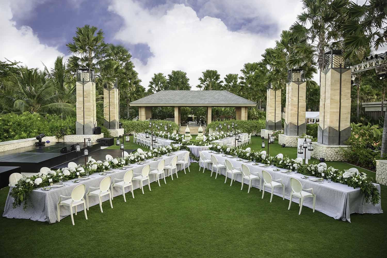 The Mulia\'s Destination Wedding Guide