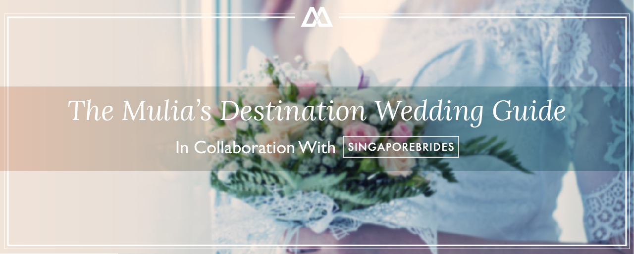 The Mulia Destination Wedding Guide Thumbnail Image