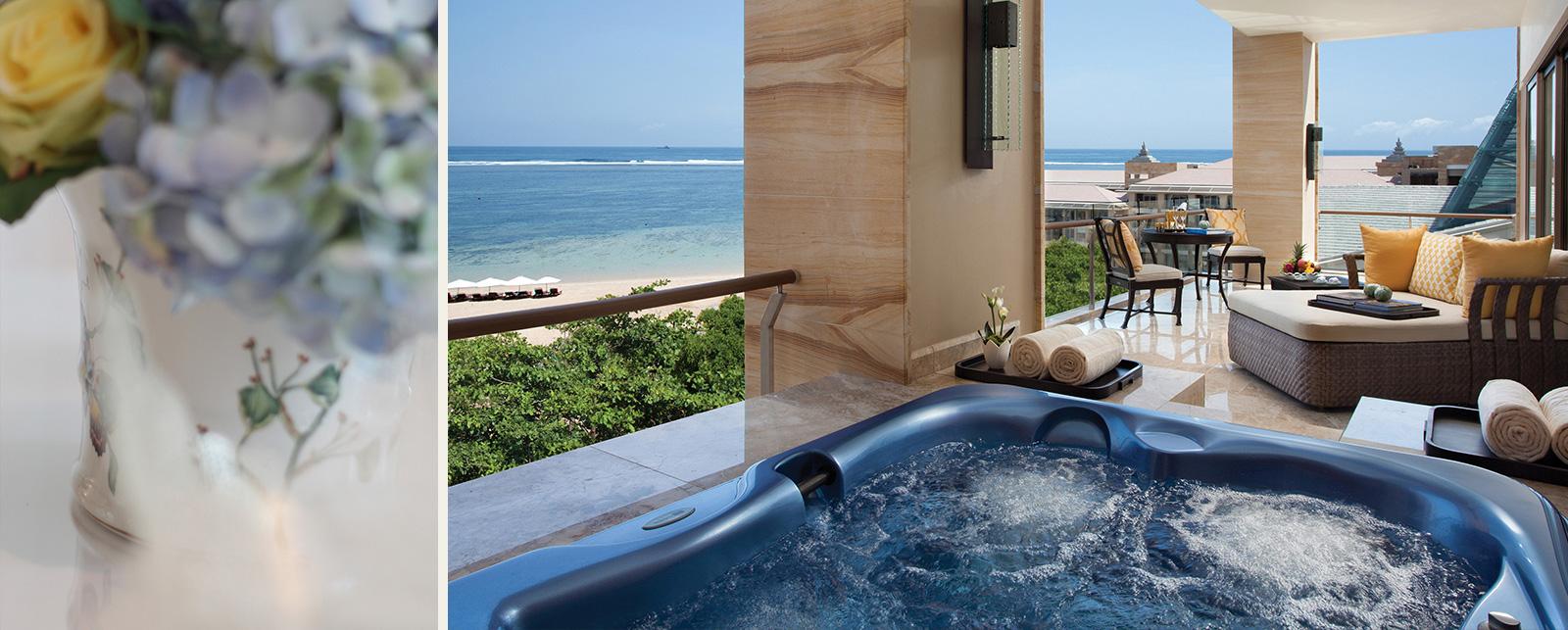 Nusa Dua Beach Hotel Premier Room