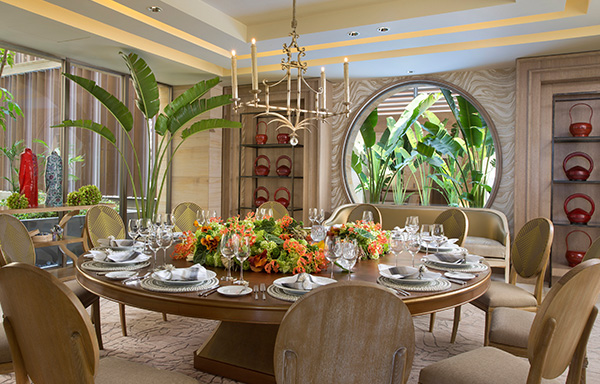 The Cafe at The Mulia, Mulia Resort & Villas - Nusa Dua, Bali