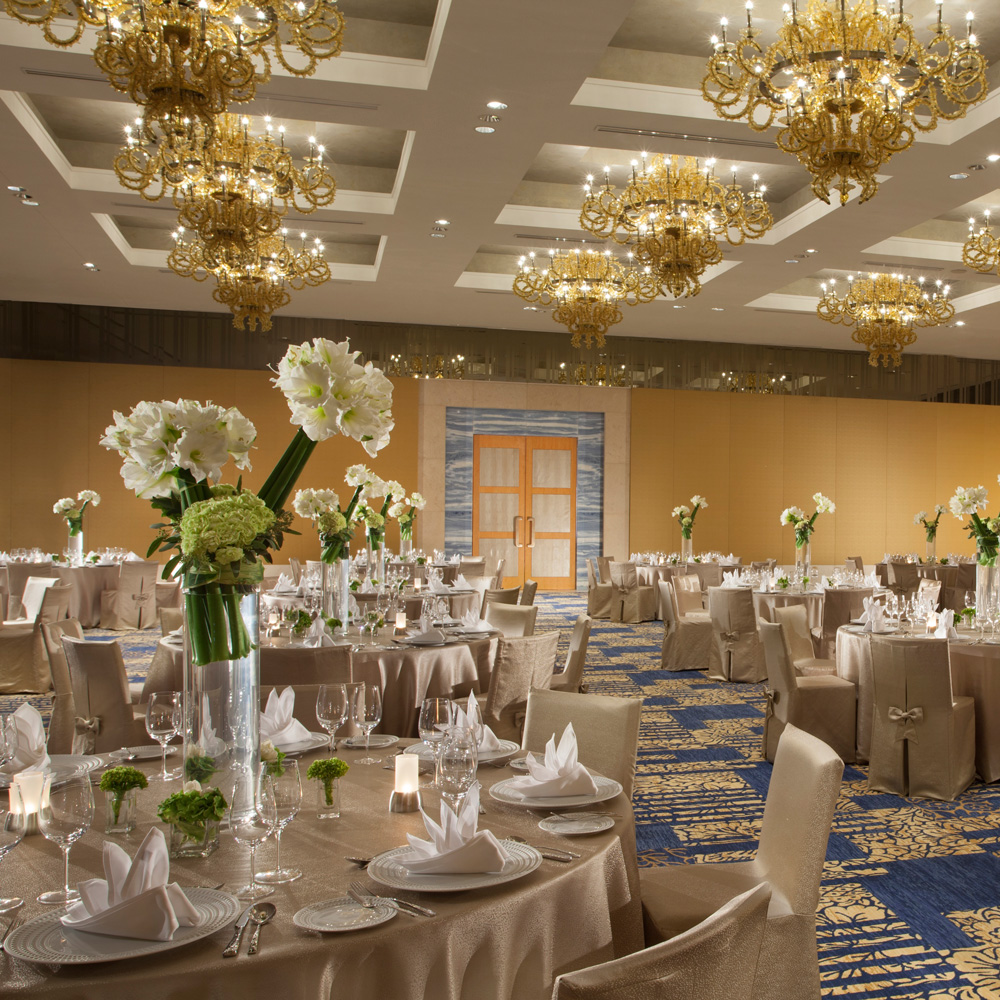 violet ballroom wedding package